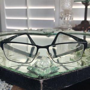 Men's metal frame Ralph Lauren Polo eyeglass frame